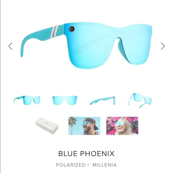 93bff8bc88b3 blenders eyewear Accessories - Blenders eyewear polarized mirrored  sunglasses